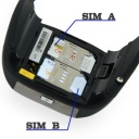 Jaguar-Dual Sim - The Jaguar supports the four global standard GSM frequencies (850MHz, 900MHz, 1800MHz, 1900MHz) so you can be confident that it will work anywhere around the world. This cellphone watch comes fully unlocked, meaning you can you use it with the network of your choice. Let's not forget, this is still a fully functioning digital watch with time, date and day display with programmable alarms and to do lists for keeping you on schedule and in style.