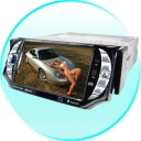Car DVD Player  - This is the ideal car stereo system for those people who want to upgrade their in-car stereo experience. If you feel like you have been missing out on all the car entertainment advances that have been happening over the last few years, then you are really in for a treat with this unit. All the multimedia features you can handle (DVDs, CD's, AM/FM radio, multiple AV inputs/outputs, analog TV) with a interactive touchscreen plus Bluetooth for added safety and convenience while driving.