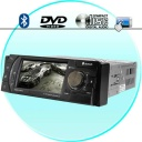 Car DVD - Do you have a handsfree Bluetooth device in your car to keep yourself safe and legal while driving? And do you have a modern way to keep your mood up while you are on the long daily commute? Well, why not let this Touchscreen Car DVD Media Center with Bluetooth turn your car or SUV into a media and communication center on wheels and make your ride a little more enjoyable.