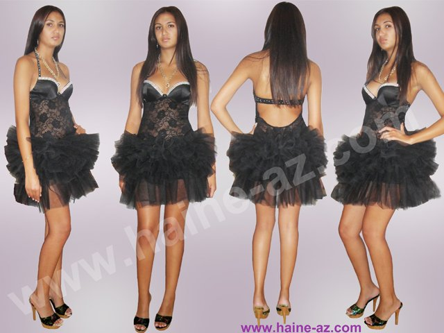 Pret. 120 Euro - Fusta si body black flower's