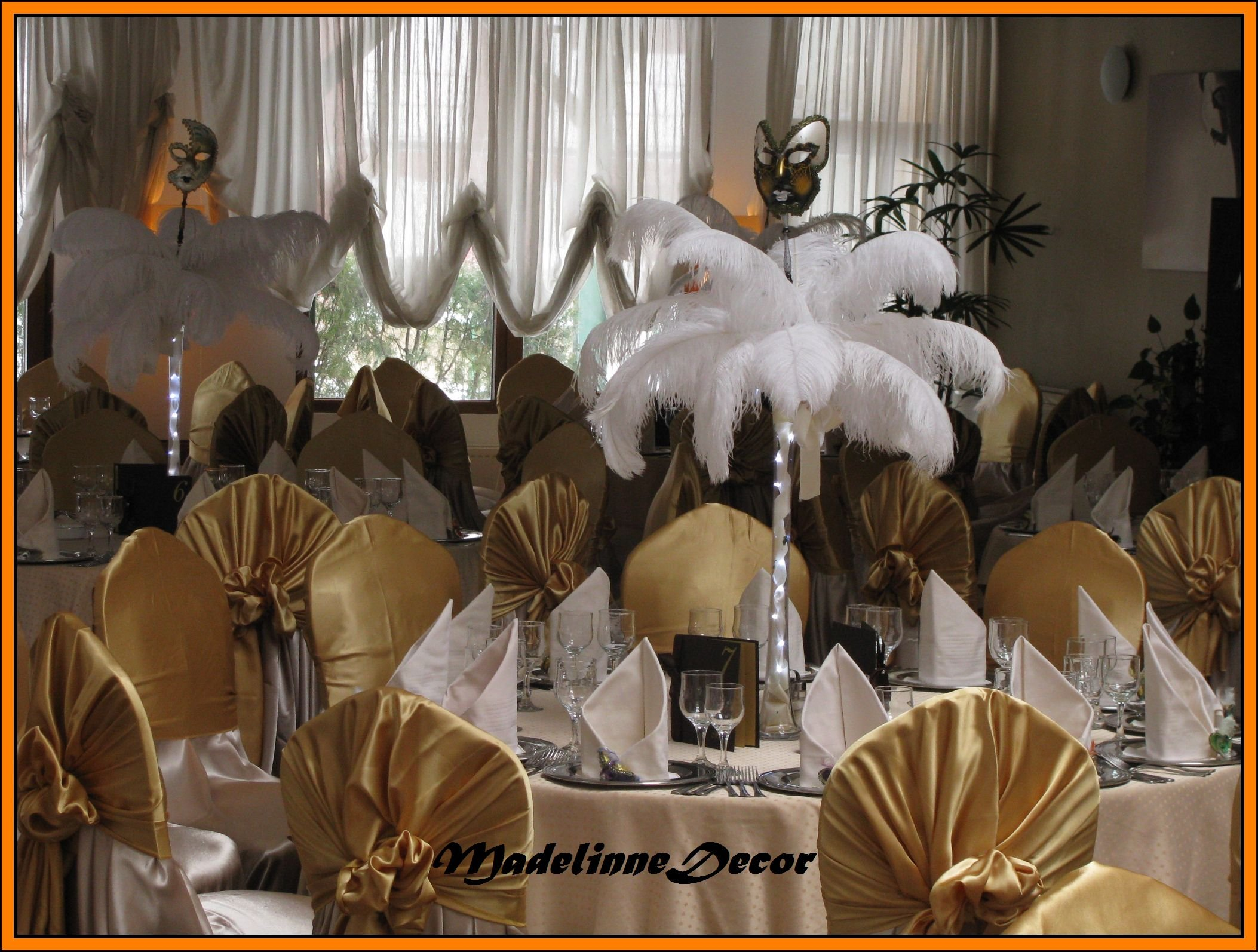 Nunta Venetiana - Venetian Wedding Theme