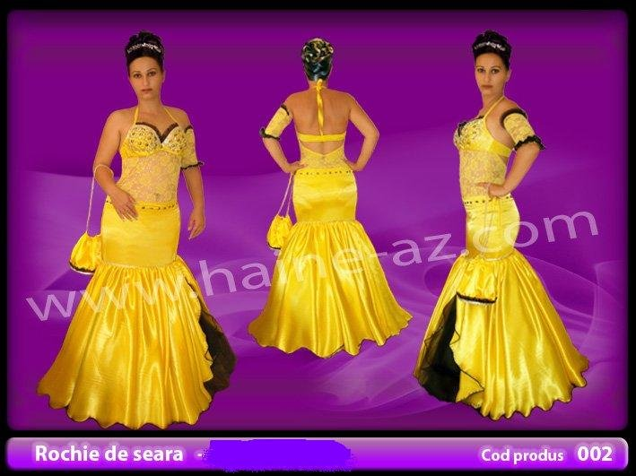 Pret. 250 Euro - yellow