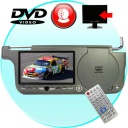 Car Video - DVD Player: This baby is a region free (also called region zero) car DVD player which allows you play DVD disks from any country! You can also throw in your VCD and SVCD disks! Oh and you know all that money you've spent amassing the largest CD collection in the world - this in car solution can play them all!