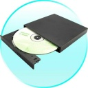 External DVD-R/ - Great news for those out there with older computers or those who have bought new netbooks or mini laptops only to find they don't have an optical drive to burn files and back up their system externally