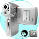 Digital Cameras - This handheld Digital Video Camera can easily fit in your pocket while packing a lot of performance in its compact frame. This digital camcorder has a great range of video and still capture features; from easy to use view flip out screen and convenient recording buttons to the easy memory expandability with SD cards and easy in-field changing of batteries.